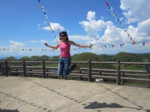 Sagbayan Peak, Chocolate Hills - Bohol