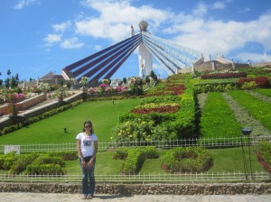 Divine Mercy Shrine - El Salvador City